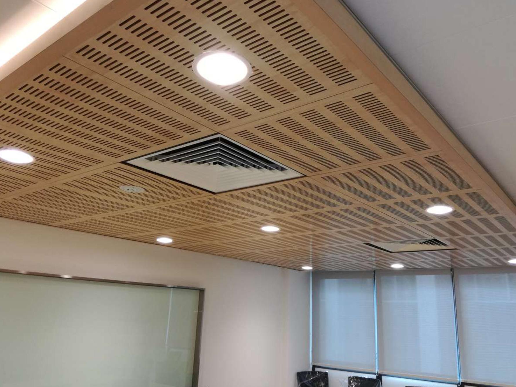 El mejor acondicionamiento acústico para tus techos. Proteger del ruido